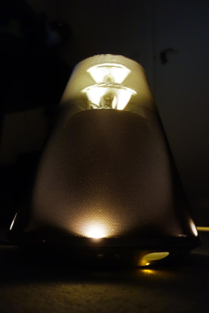 Yamaha LSX-170 - Side View
