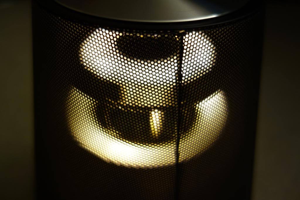 Yamaha LSX-170 - Driver and cone design close-up