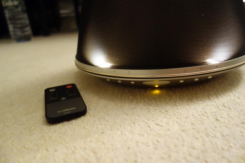 Yamaha LSX-170 - Remote