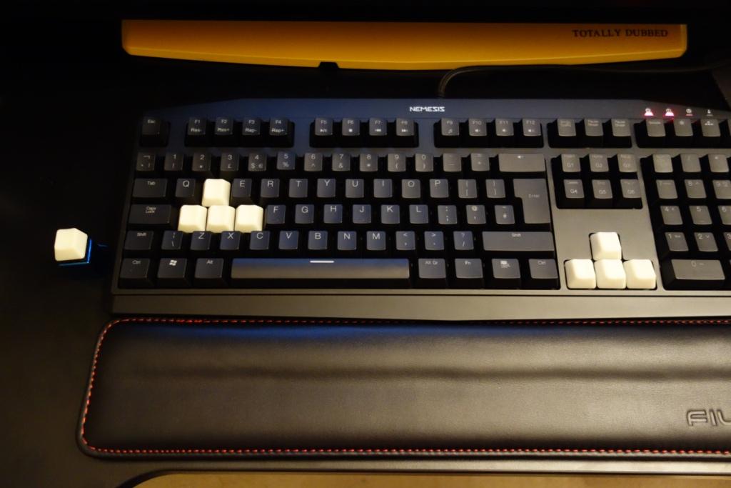 Keypop - Wrist rest and key caps