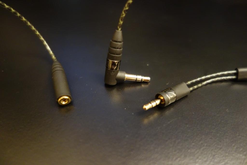 Sennheiser IE800 - Cable design