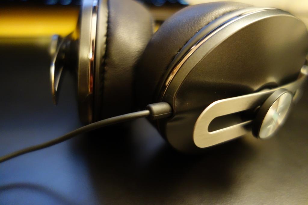 Sennheiser Momentum 2.0 - Headphones connection