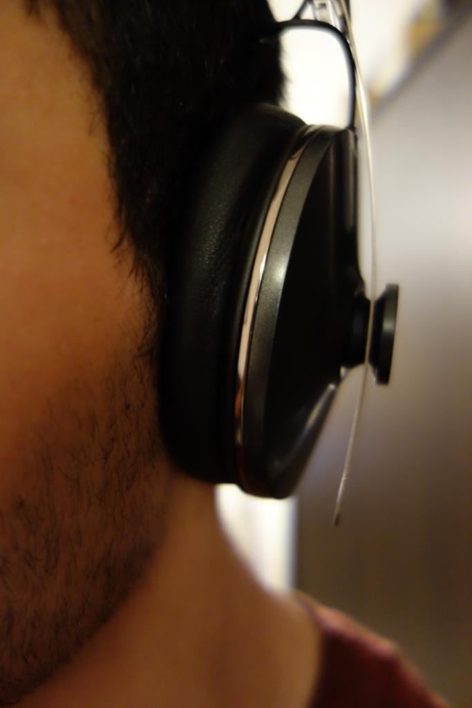 Sennheiser Momentum 2.0 - Headphone comfort