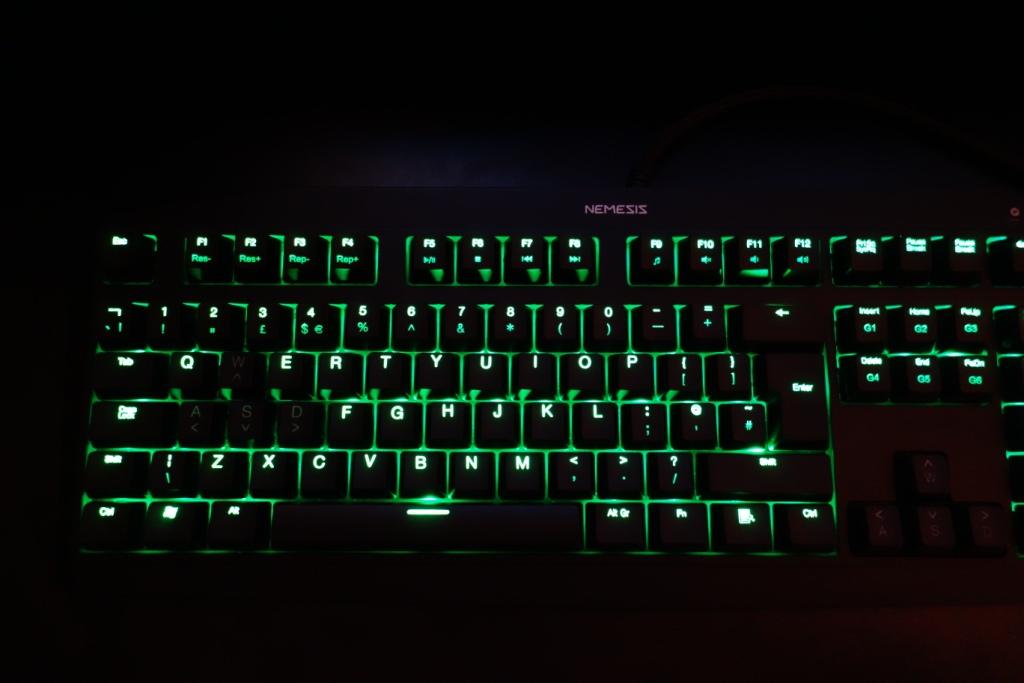 Sumvision Nemesis Ultra - Illuminated without WASD