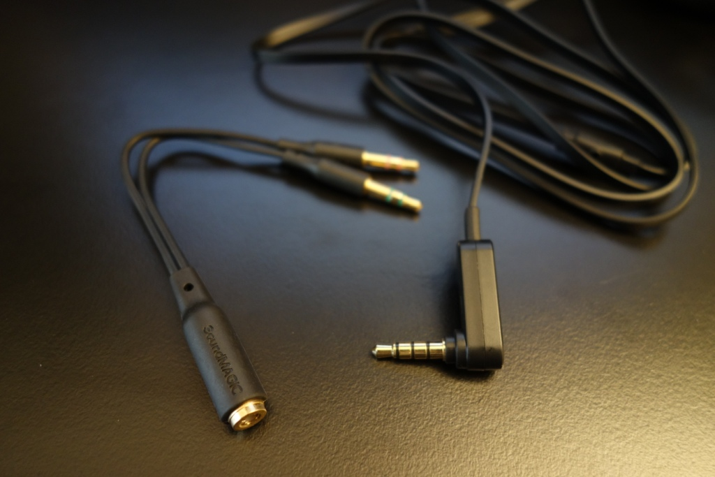SoundMAGIC P21S - Jacks