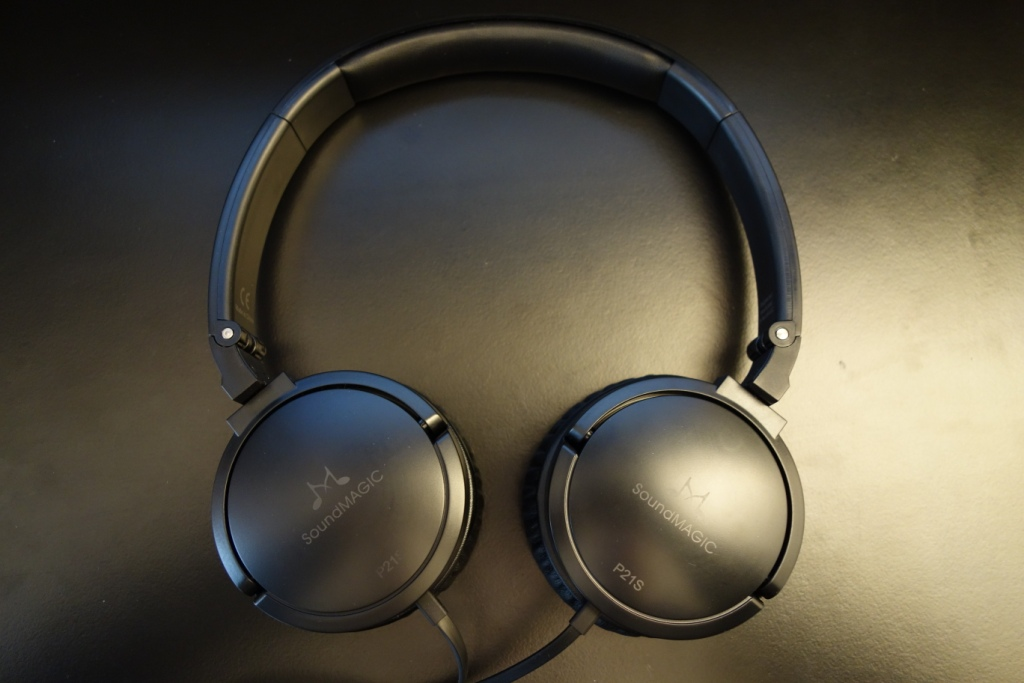 SoundMAGIC P21S - Headphones