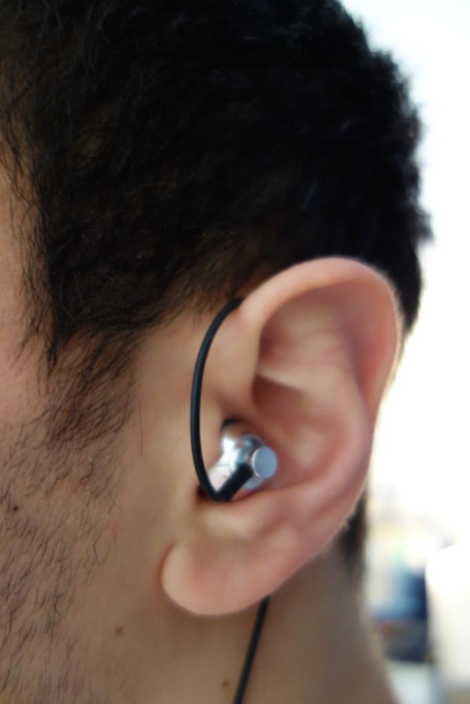 DUNU Titan 1 - Over-the-ear in-ear