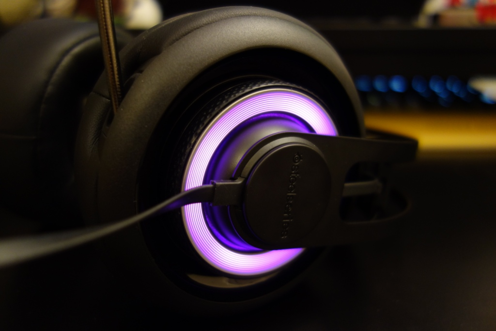 SteelSeries Siberia Elite Prism - Colours