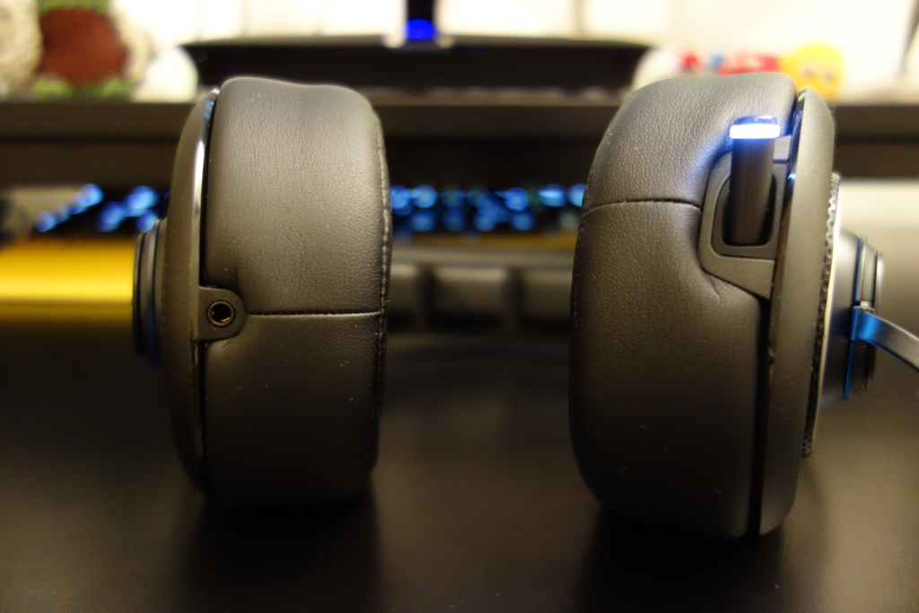 SteelSeries Siberia Elite Prism - Design