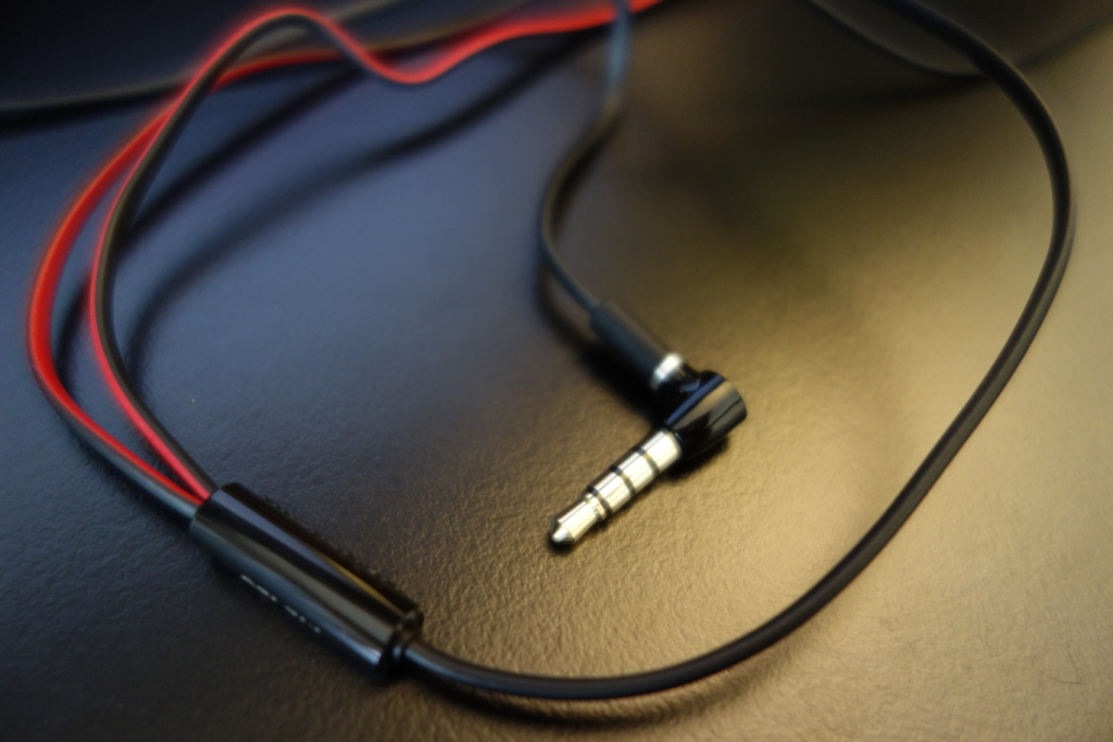 Sennheiser Momentum In-Ear -  Right-angle jack
