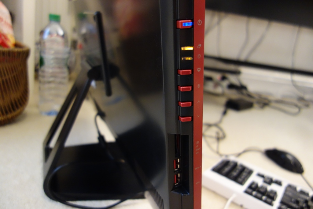 MSI 24GE 2QE - Buttons