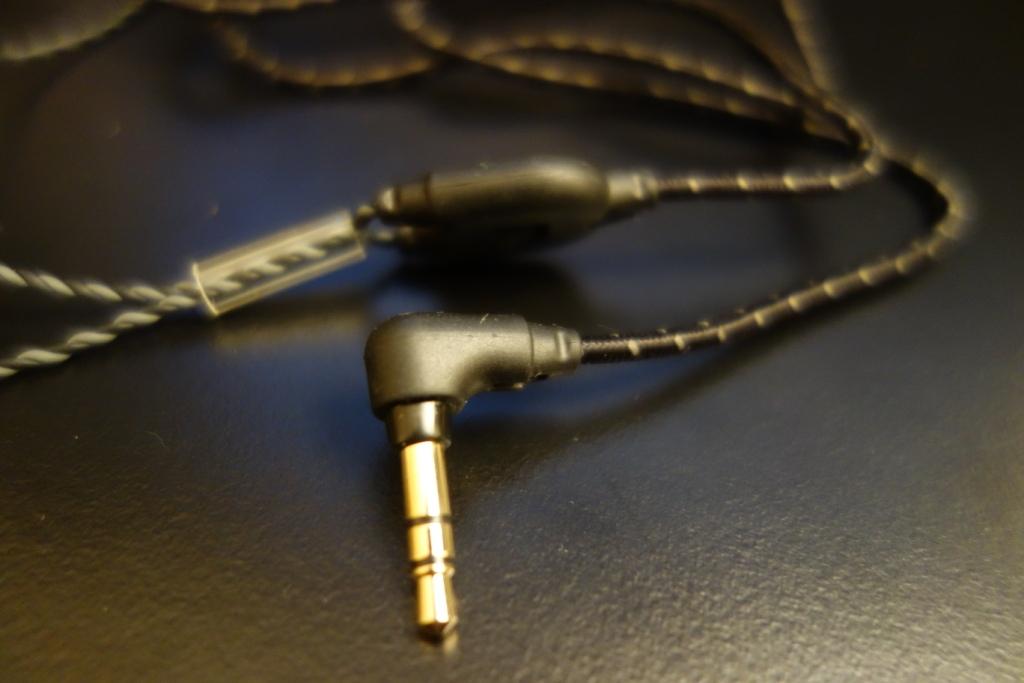 Audiofly AF120 - Jack