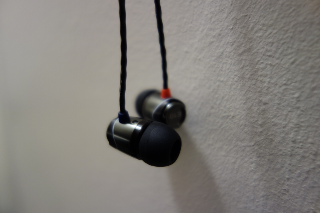 SoundMAGIC E10 - Design