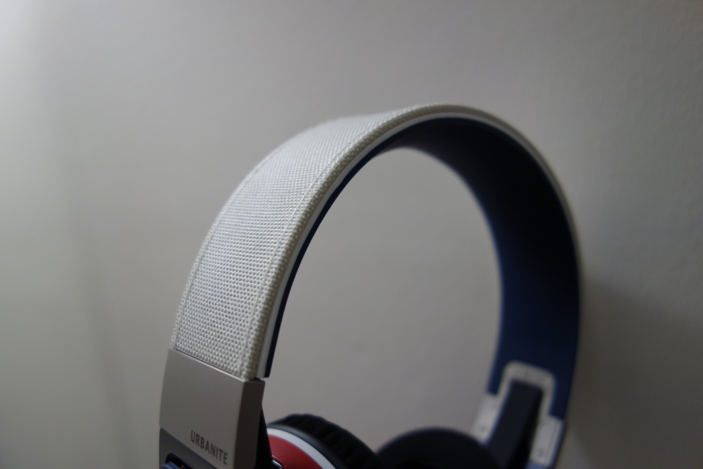 Sennheiser Urbanite - Top of headband