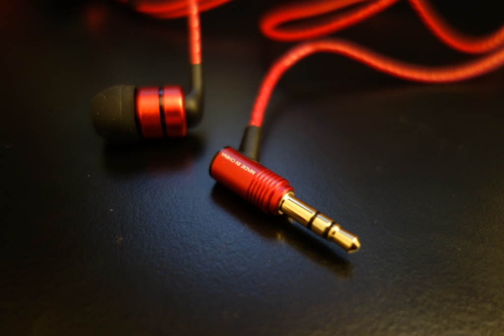 SoundMAGIC E80 - 3.5mm jack