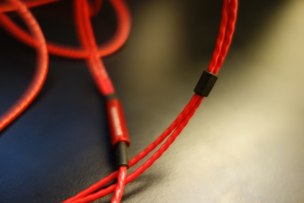 SoundMAGIC E80 - Cable