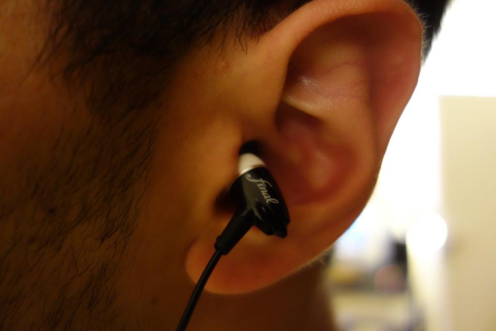 Final Adagio III - In-Ear