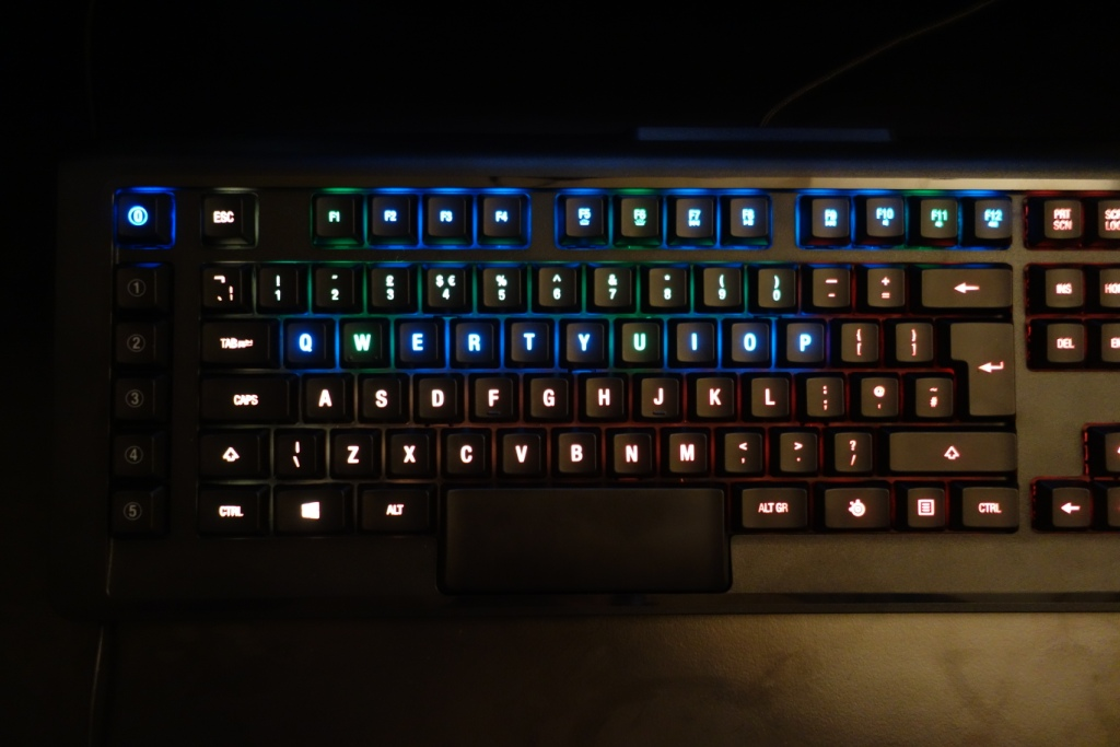 SteelSeries Apex M800 - GameSense