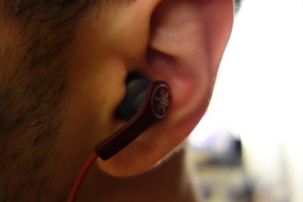 Yamaha EPH-M200 - In-ear
