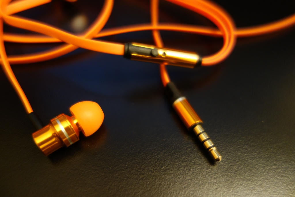 Pump Audio V2 Earphones - Jack