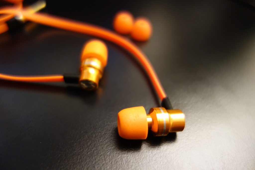 Pump Audio V2 Earphones - Foam Tips