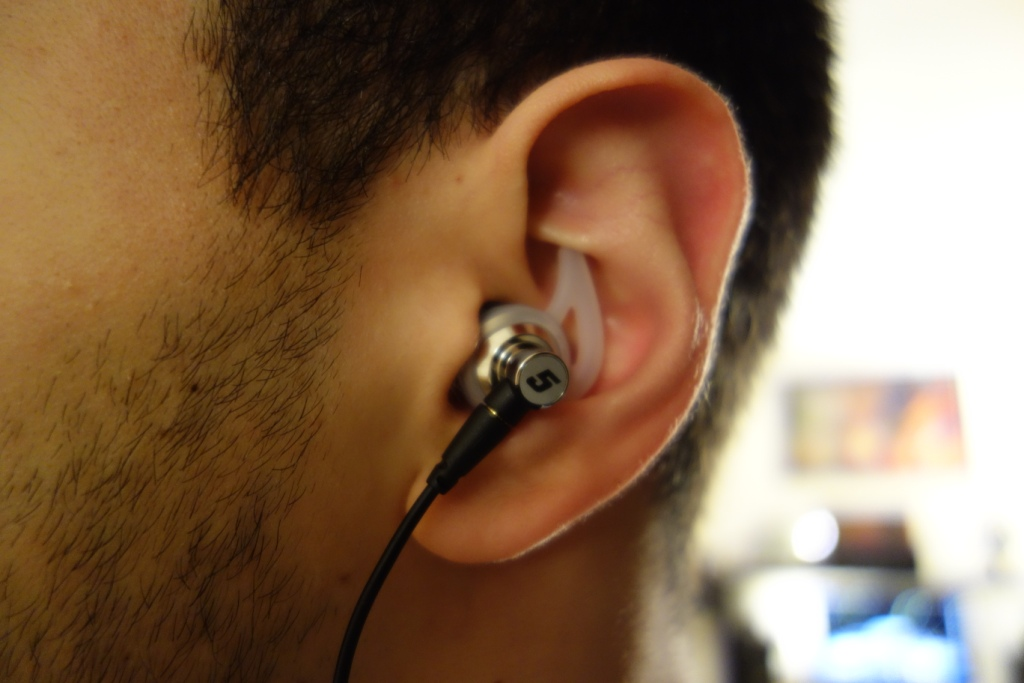 DUNU Titan 5 - Ear hooks