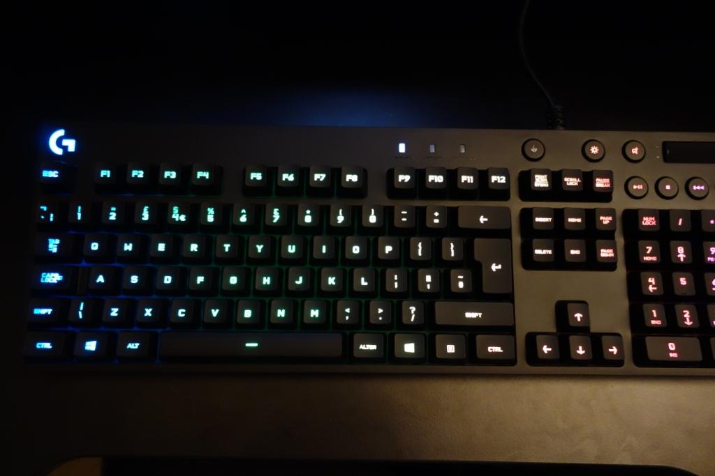 Logitech G810 Keyboard - RGB