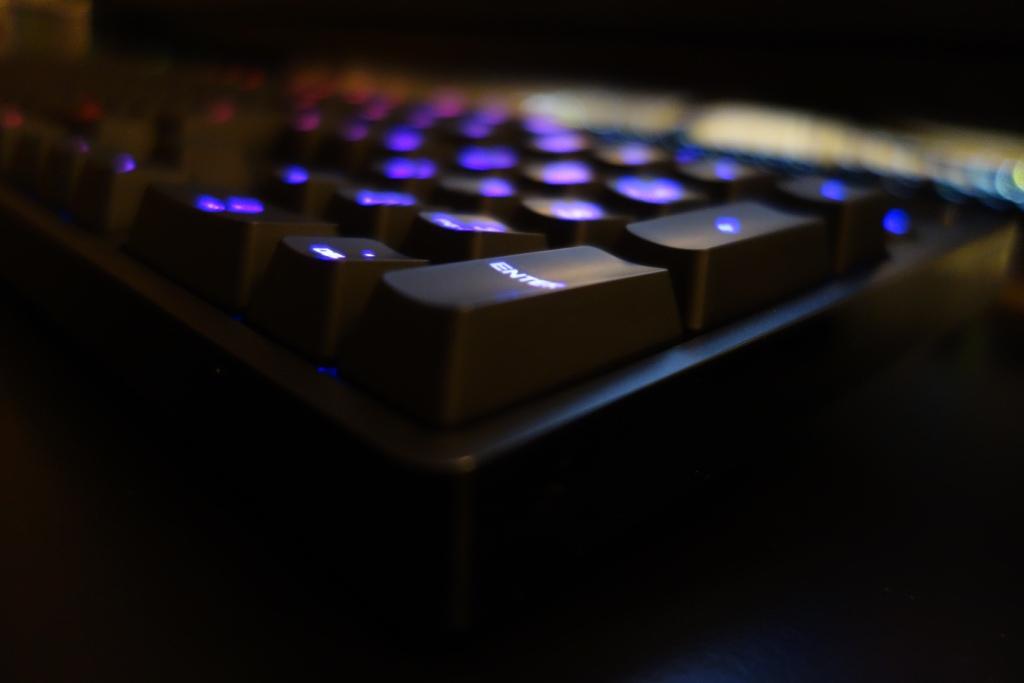 Logitech G810 Keyboard - Keys