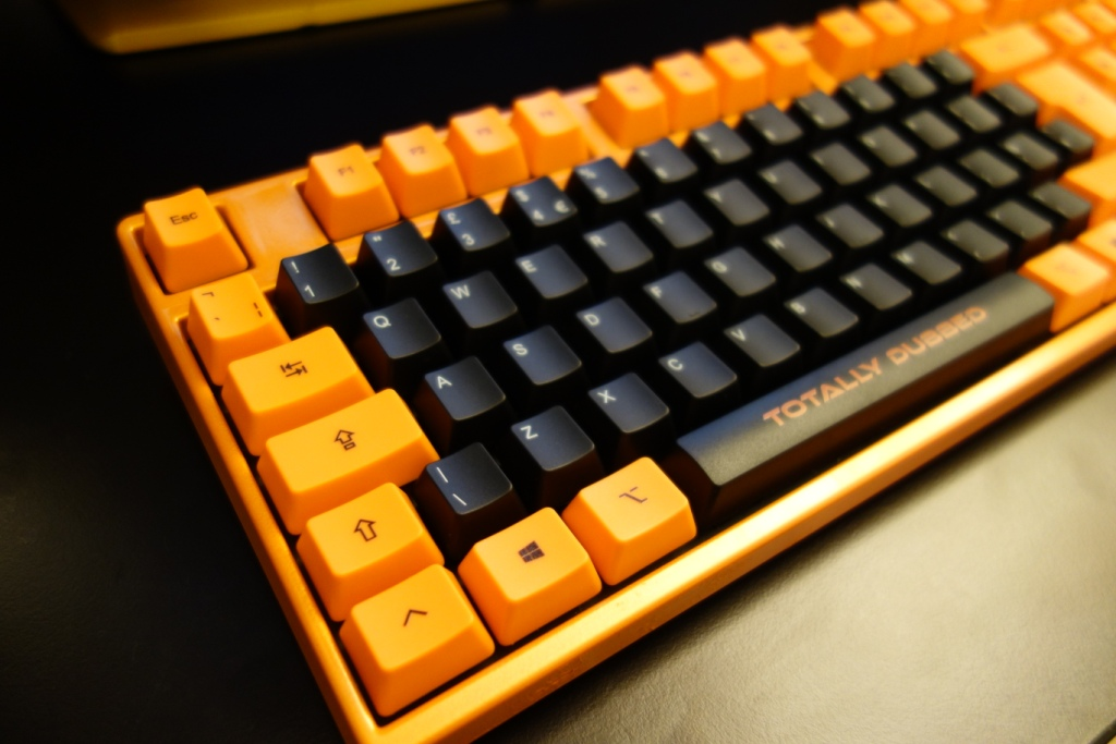Max Keyboard ISO Keycaps - CM XT modifier keys