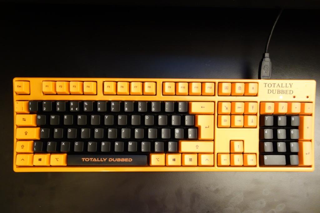 Max Keyboard ISO Keycaps - CM XT
