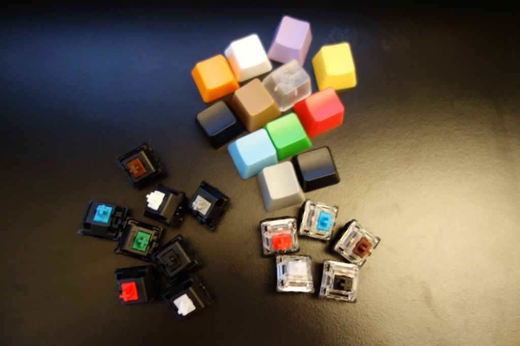 Mechanical Keyboard Guide - Switches