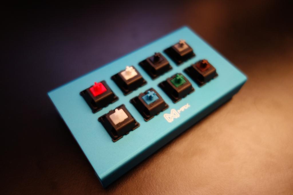 Mechanical Keyboard Guide - Falcon-8