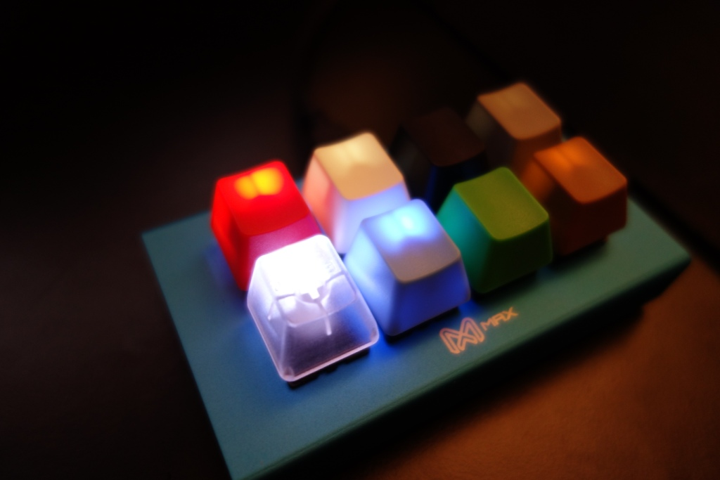 Mechanical Keyboard Guide - Falcon-8 Lights