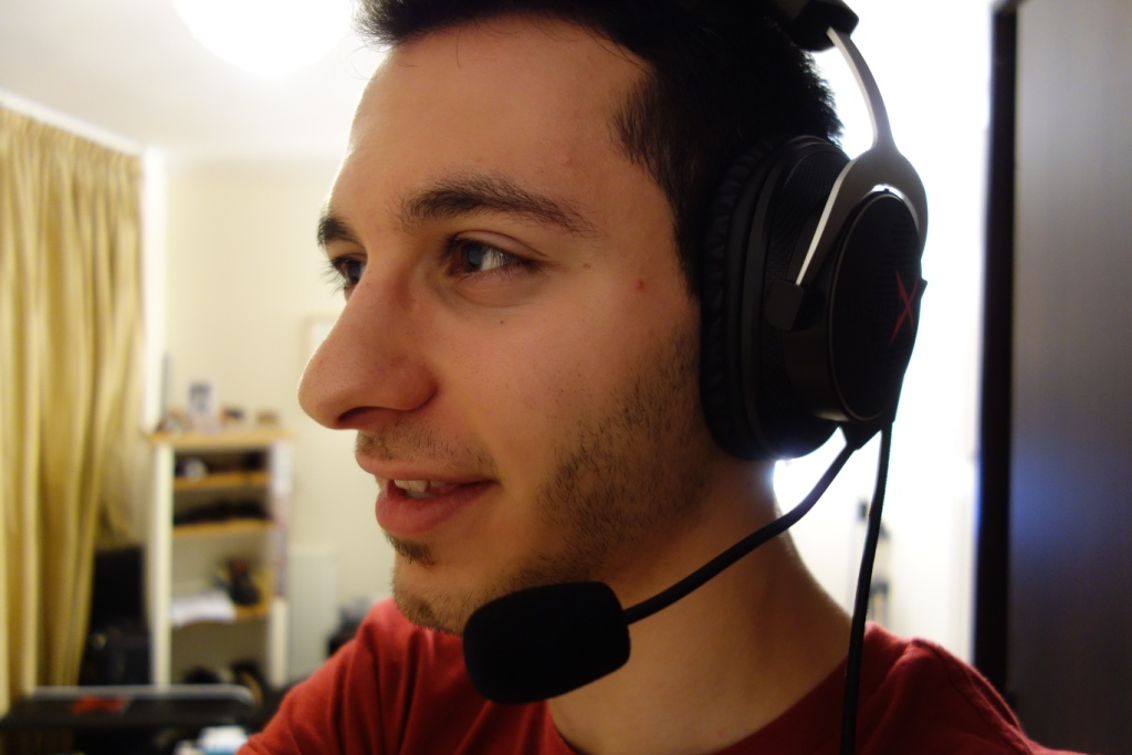 Creative Sound BlasterX H5 Headset Review - Over-the-ear