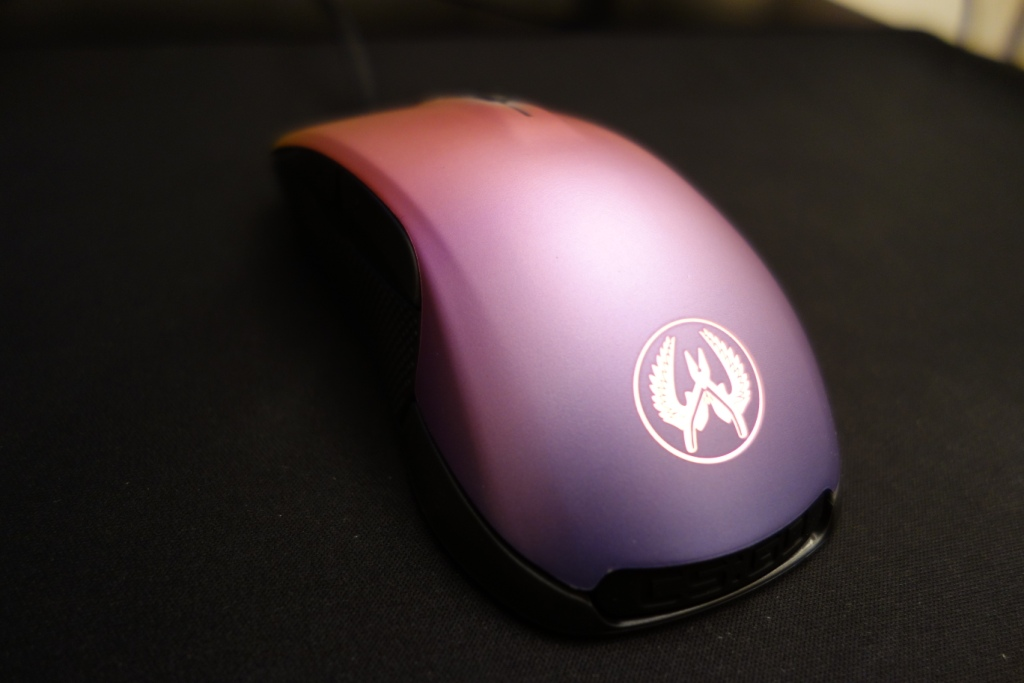 Steelseries rival 300 cs go fade edition mouse review a for Cs go mouse