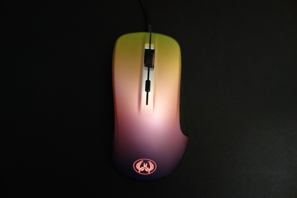 SteelSeries Rival 300 CS:GO Fade Edition Review - Top