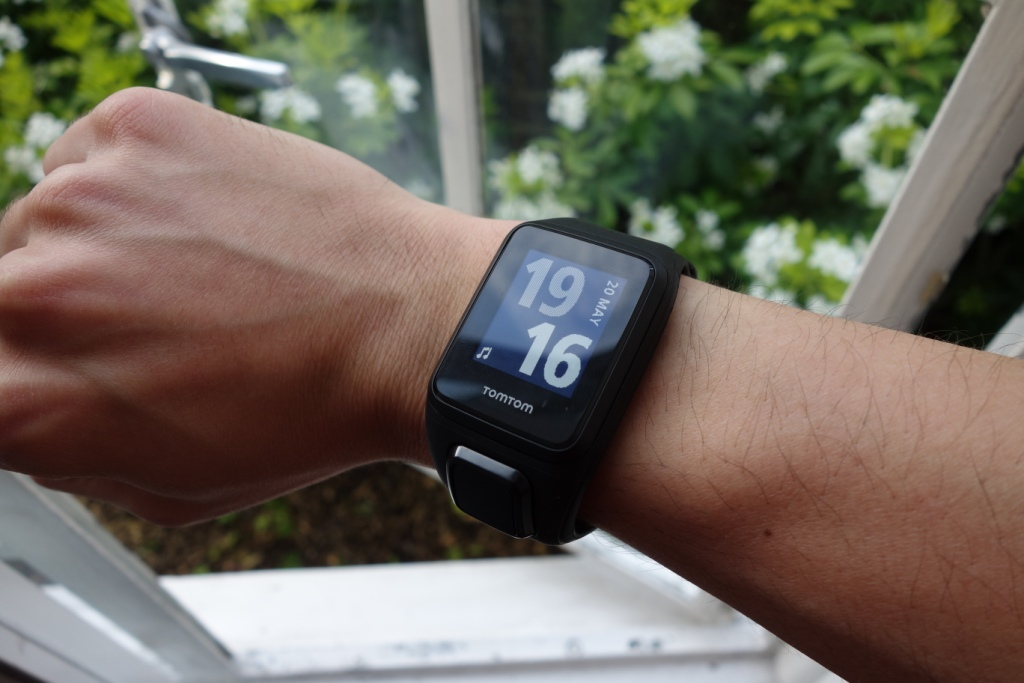 TomTom Spark Cardio + Music review - Wrist