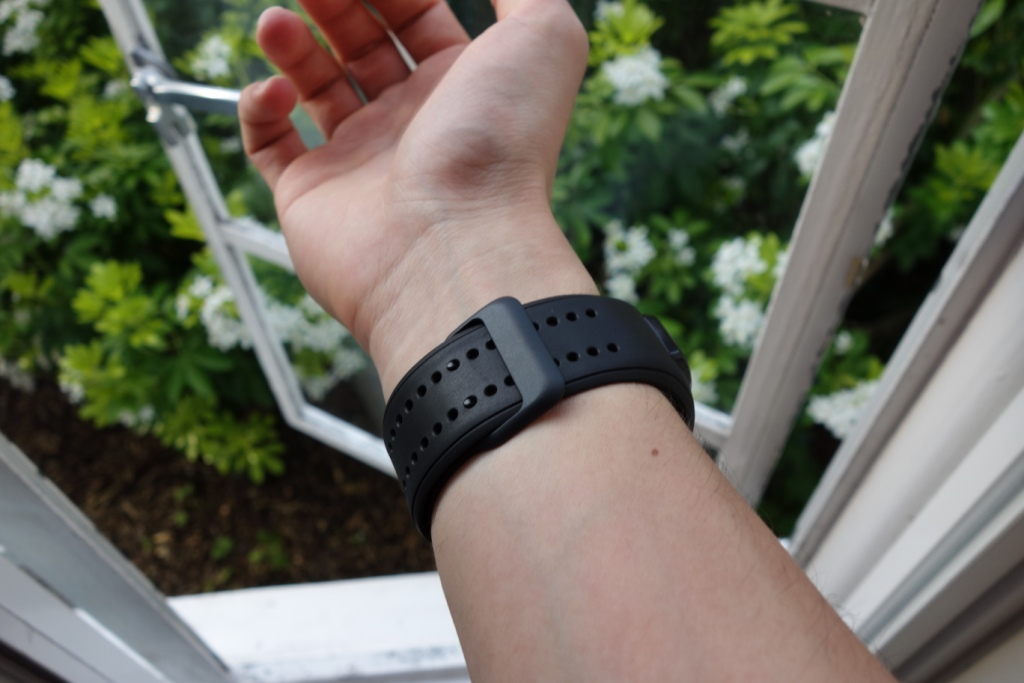 TomTom Spark Cardio + Music review - Strap