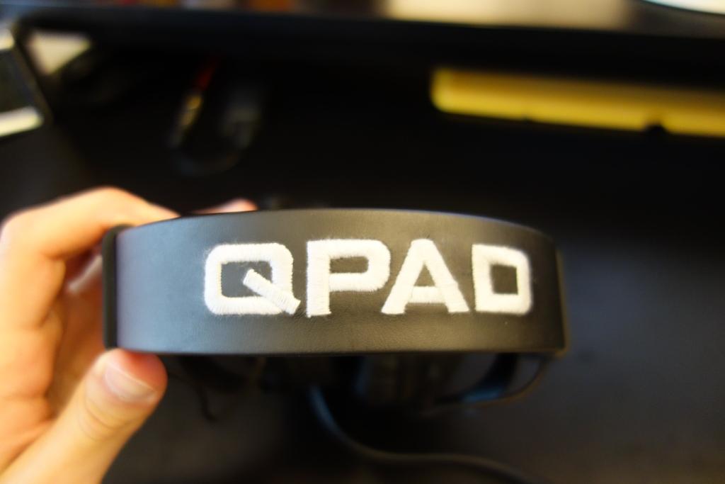 QPAD QH-90 Pro review - Logo