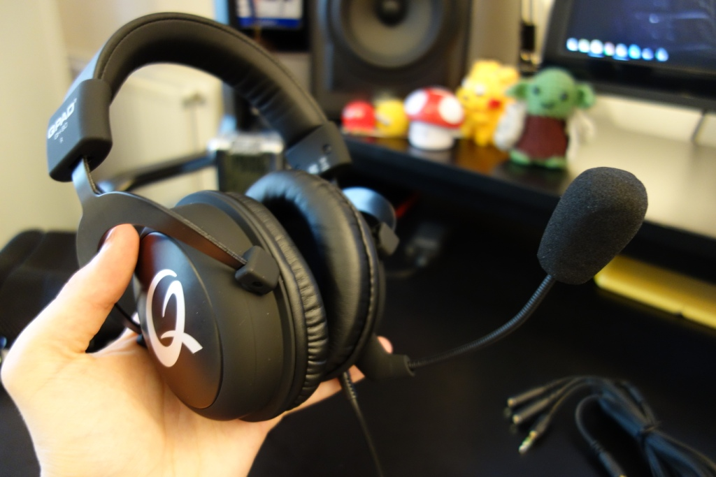 QPAD QH-90 Pro review - Looks
